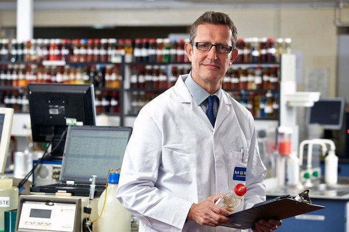 Oil anaylsis lab technician
