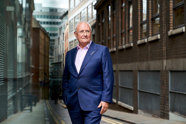 Sir Michael Lyons for Inside Housing magazine