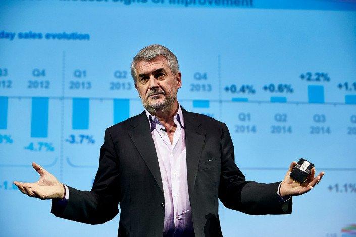 CEO keynote speach