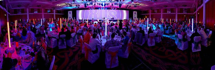 Evening conference gala dinner