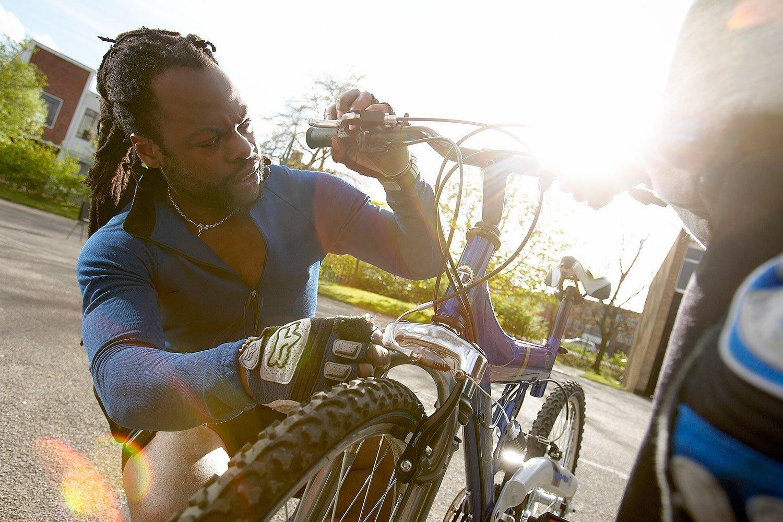 Bike mechanic