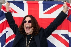 Ozzy Osbourne in Birmingham