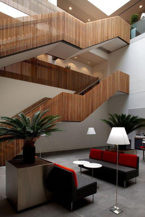 New eco office interior