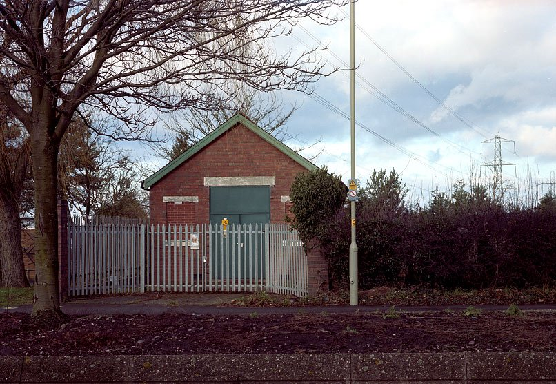 Electricty substation