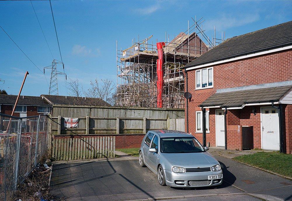 House building land Longbridge, Birmingham