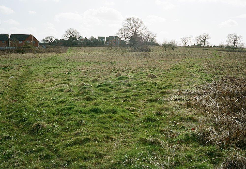 House building land Bartley Green, Birmingham