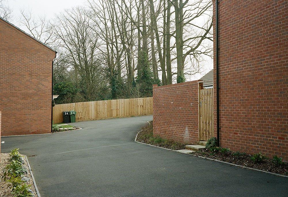 House building land Alvechurch, Worcestershire