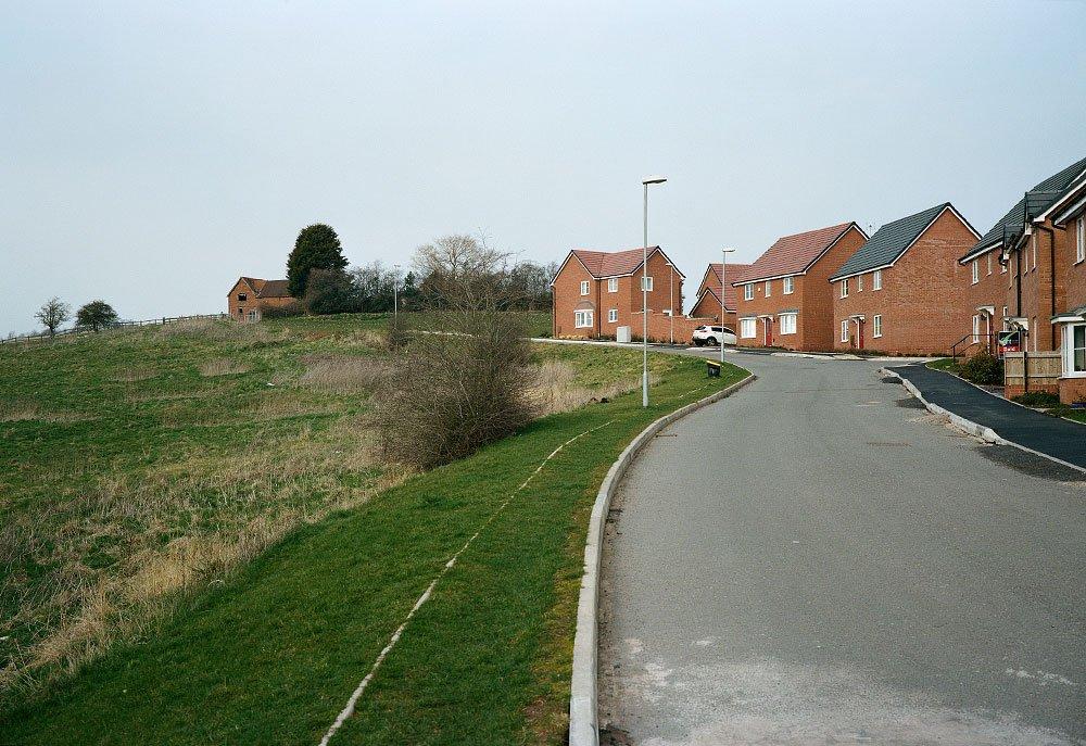 House building land Redditch