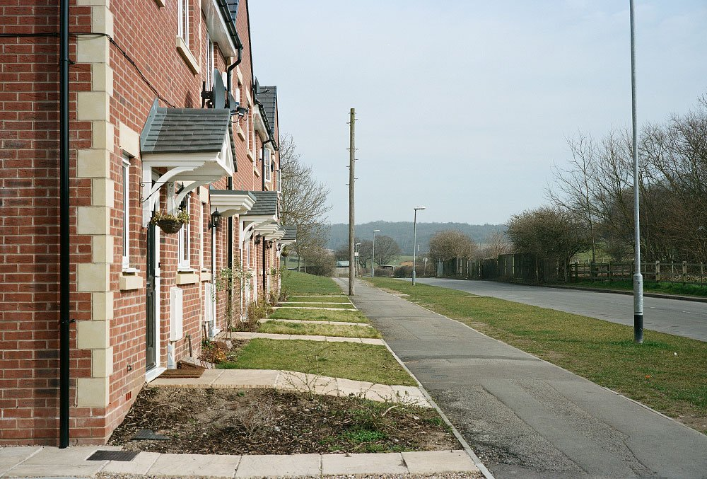 House building land Nottingham
