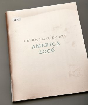 Martin Parr Obvious and Ordinary America 2006 sealed