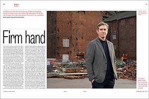 Magazine photographer West Midlands