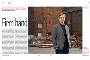 Magazine photographer West Midlands