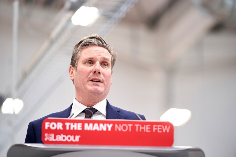 Sir Keir Starmer, shadow Brexit secretary