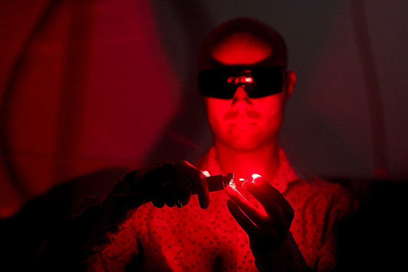 photonics laser research