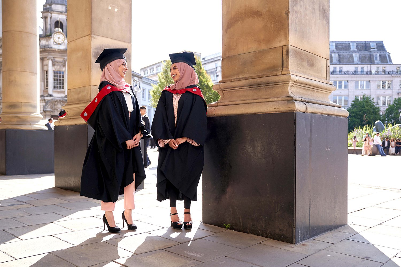 Aston University Graduation Ceremony