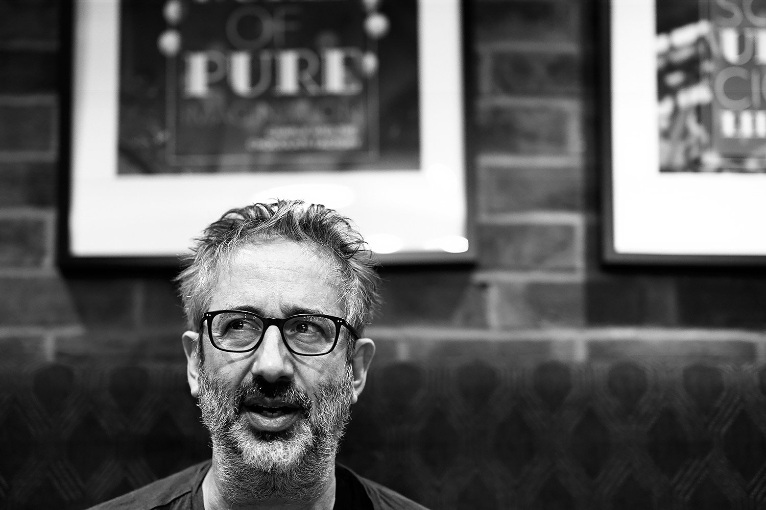 David Baddiel book launch Wolverhampton