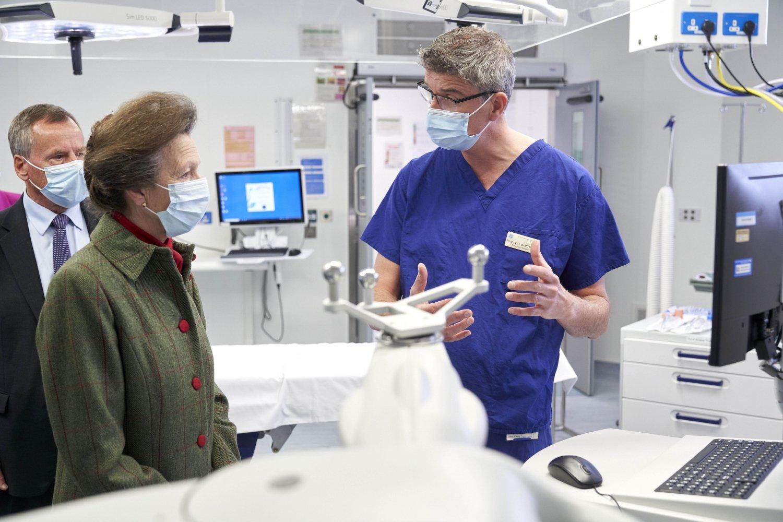 princess anne royal orthopaedic hospital